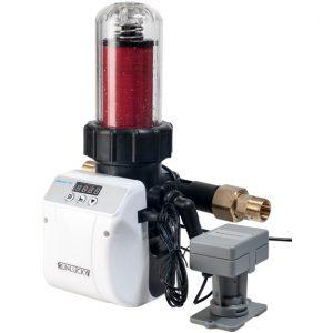 Дисковый фильтр с автоматической промывкой
