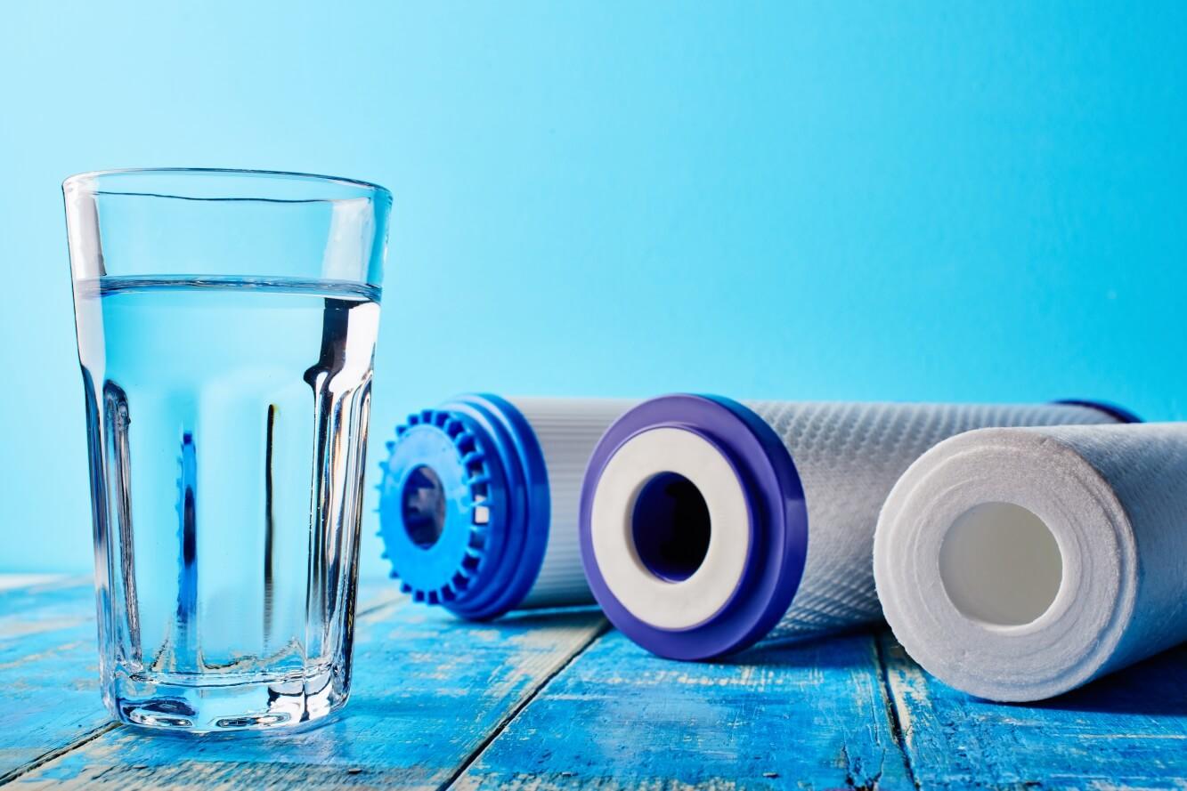 Фильтры для воды из скважины