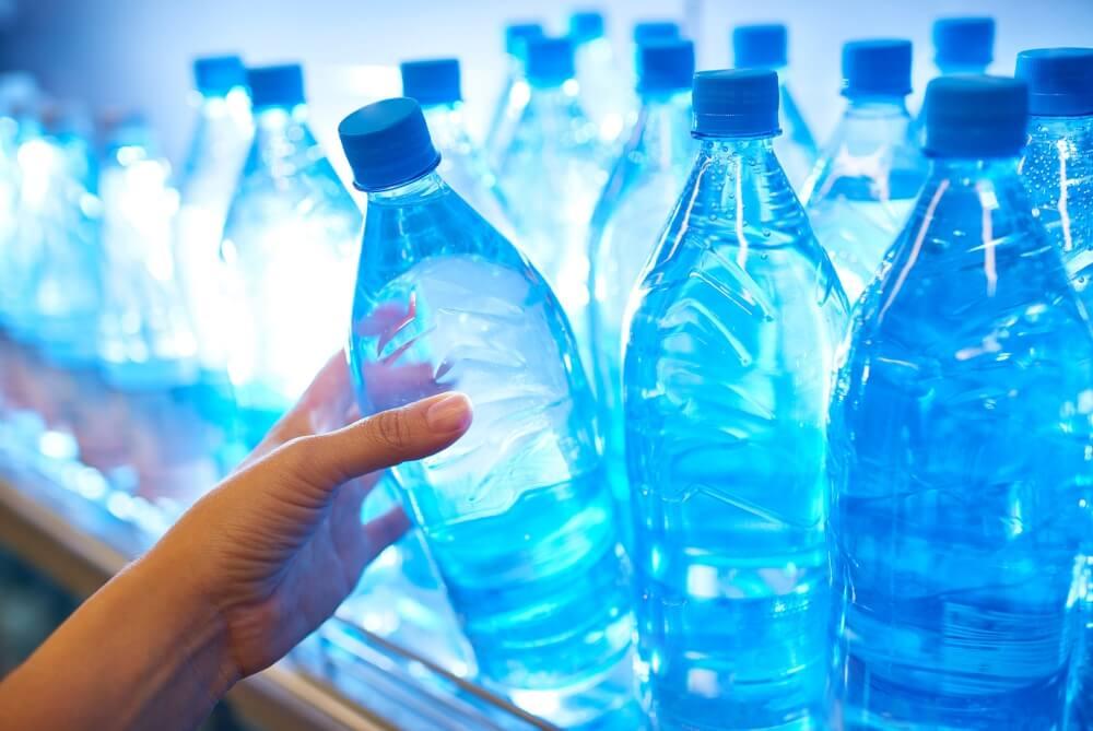 Тренд бутилированной воды
